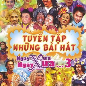 DVD tuyển tập những bài hát nxnx 3