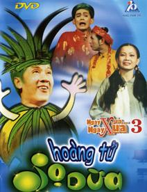 DVD Ngày xửa ngày xưa 4 - Hoàng tử sọ dừa