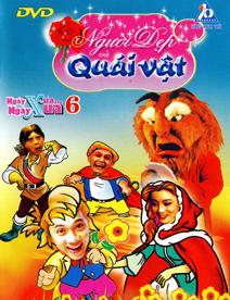 dvd ngày xửa ngày xưa 6 - người đẹp và quái vật