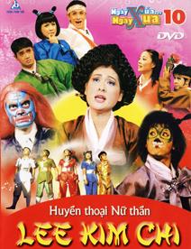 DVD Ngày xửa ngày xưa 10 - Huyền thoại Lee Kim Chi