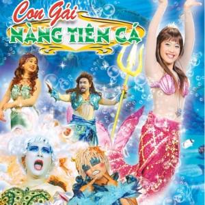 DVD CNX 4 con gái nàng tiên cá