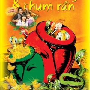 CD kể truyện cổ tích 10 Chum vàng Chum rắn
